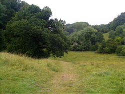 See this…Church Meadow descending. 836