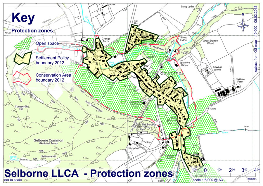 LLCA Protection Zones