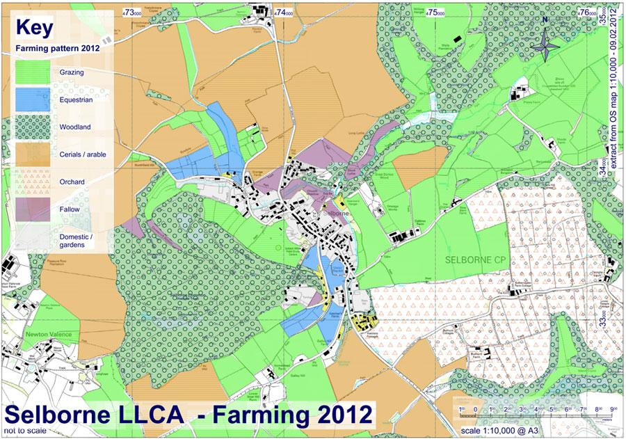 LLCA Farming 2012